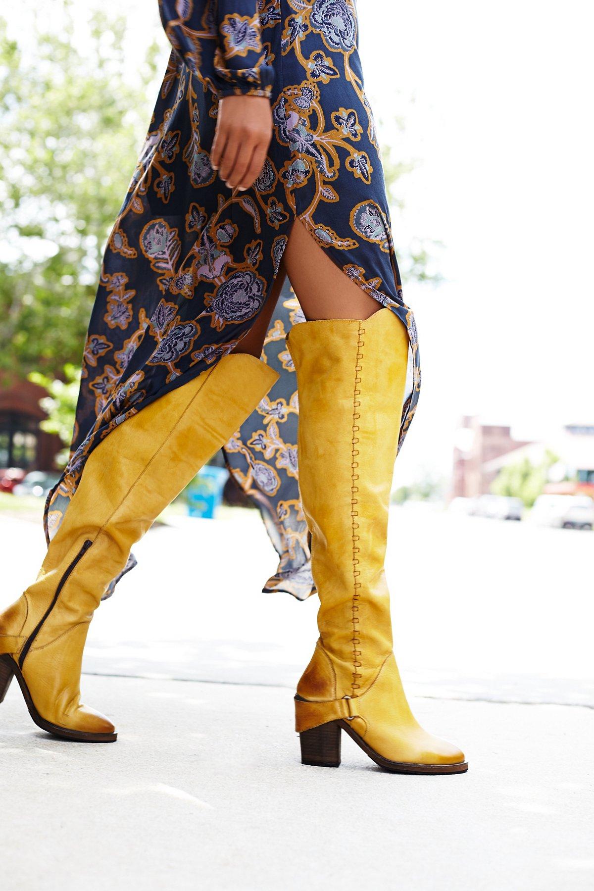 Auburn Tall Boot