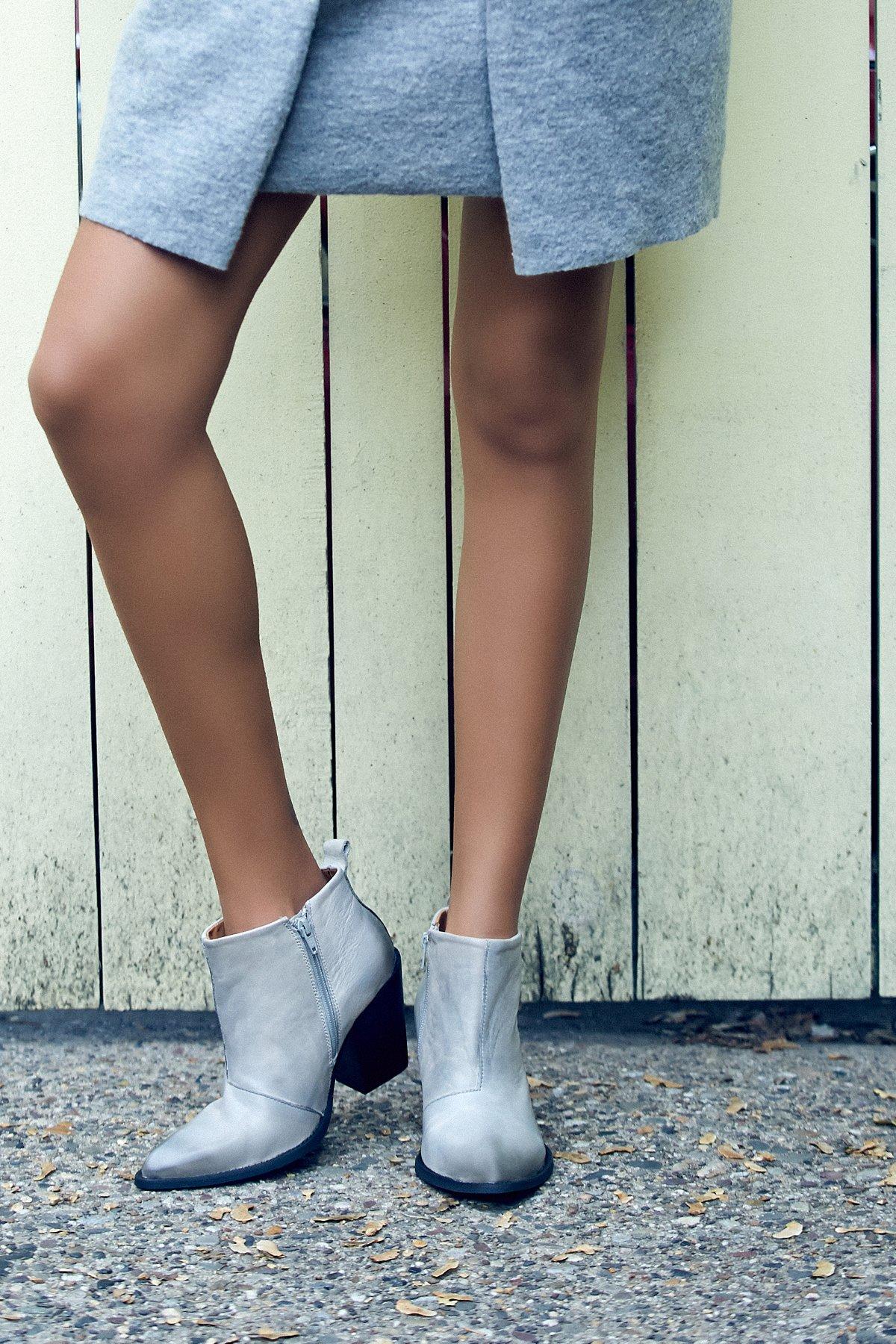 Entrance踝靴