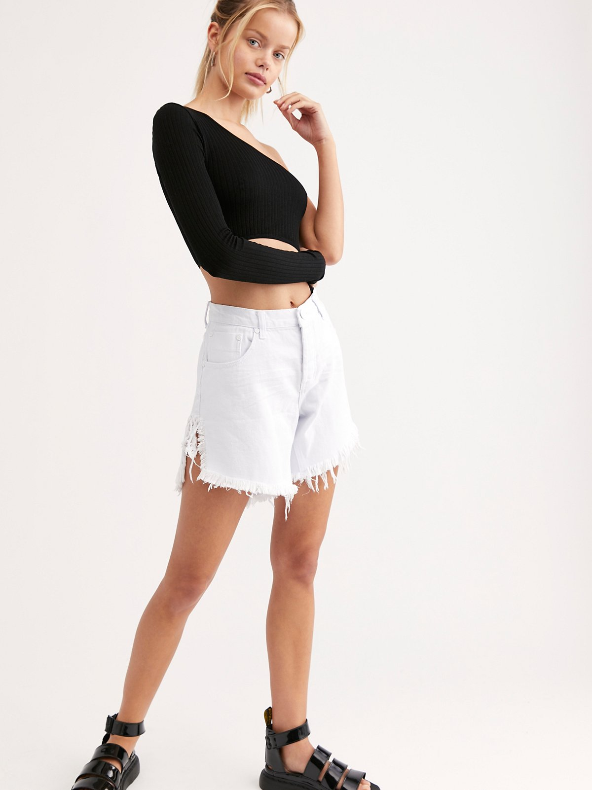 Frankies Cut-Off Shorts