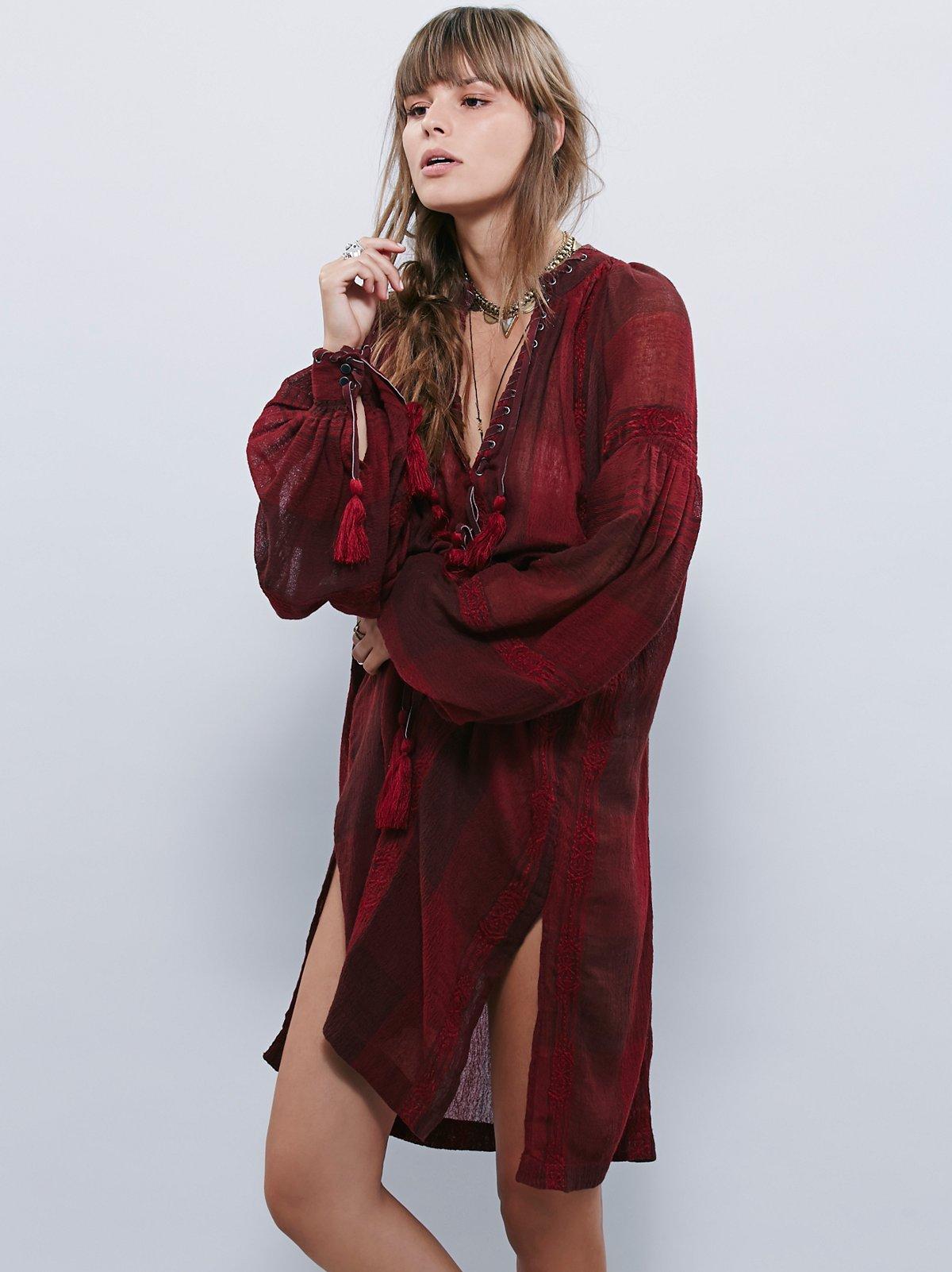 New Romantics方格裙衫