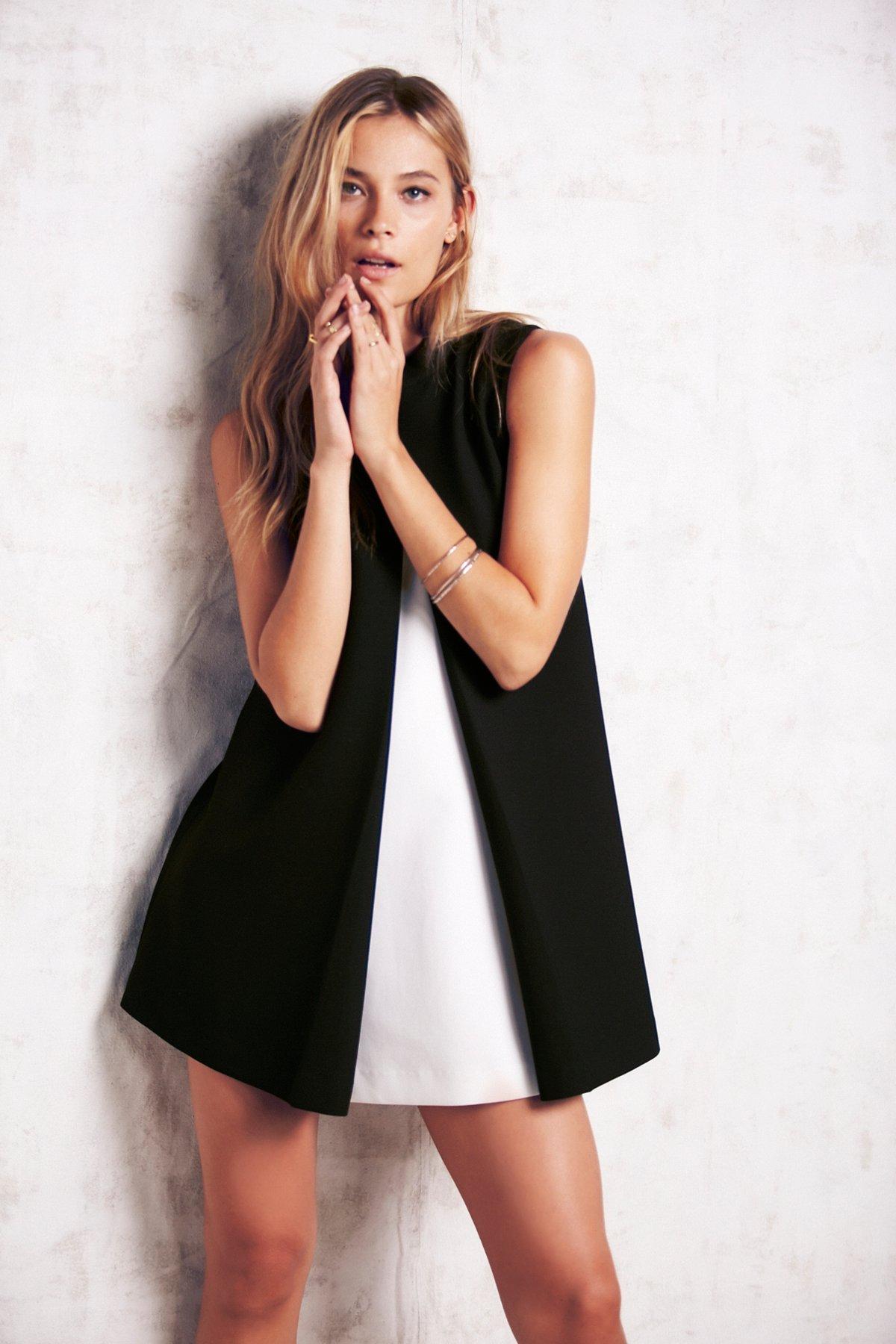 Maise Mod Mini Dress