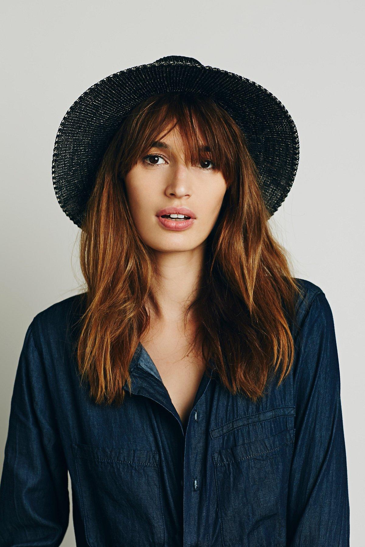 Mountain Rose帽子