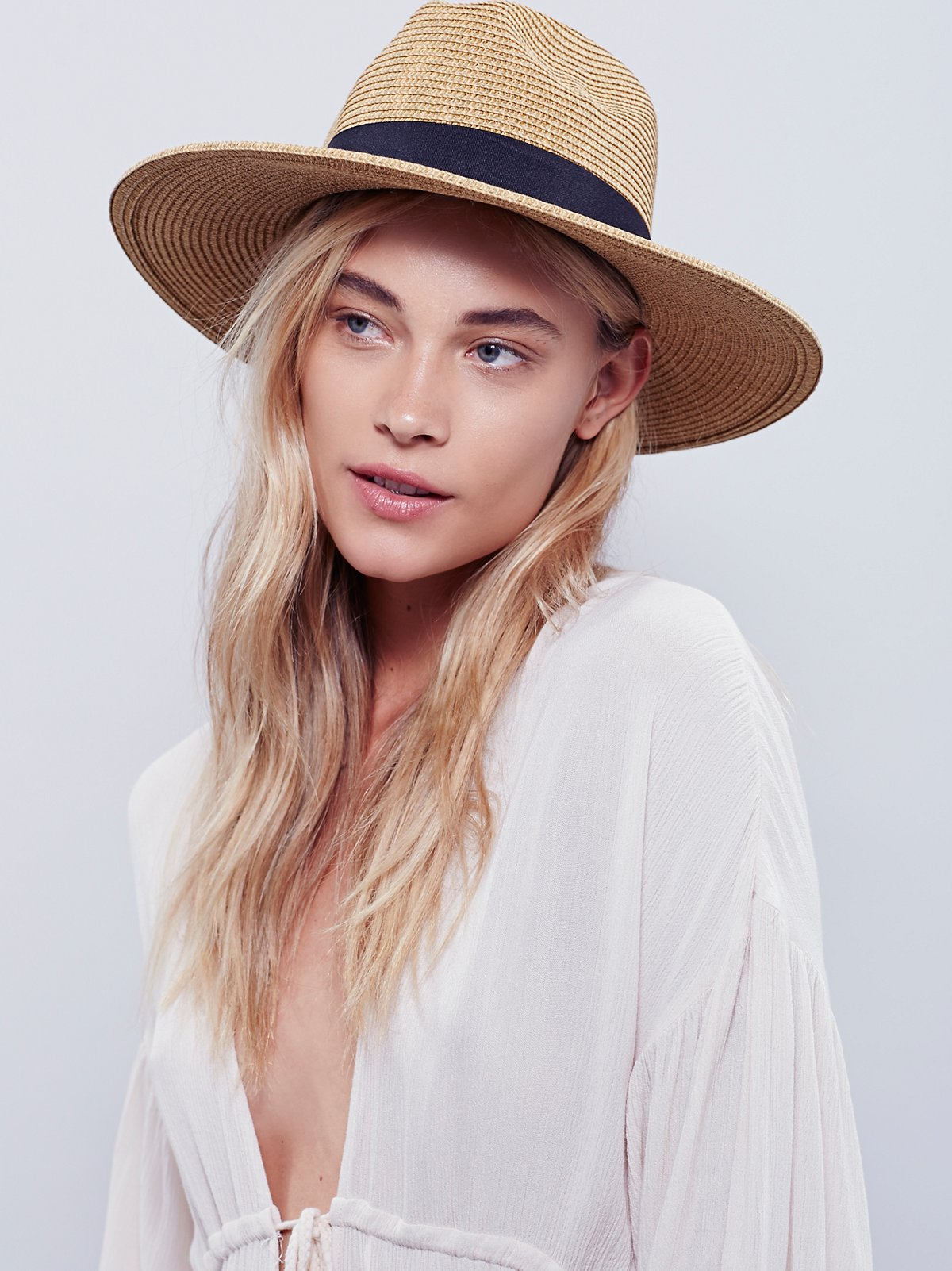Stockton Straw Hat