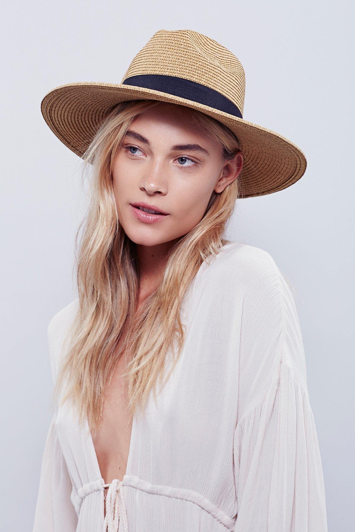 Stockton Straw Hat