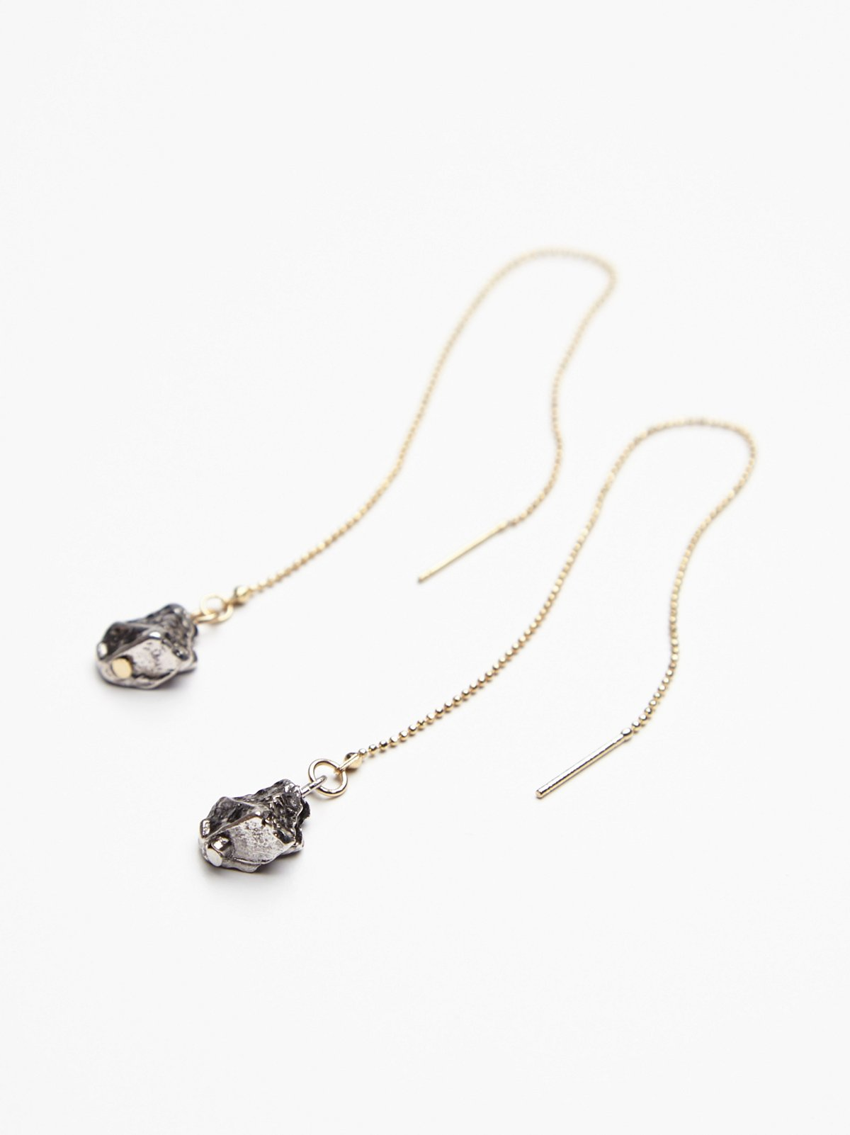 Vine Threader Earring