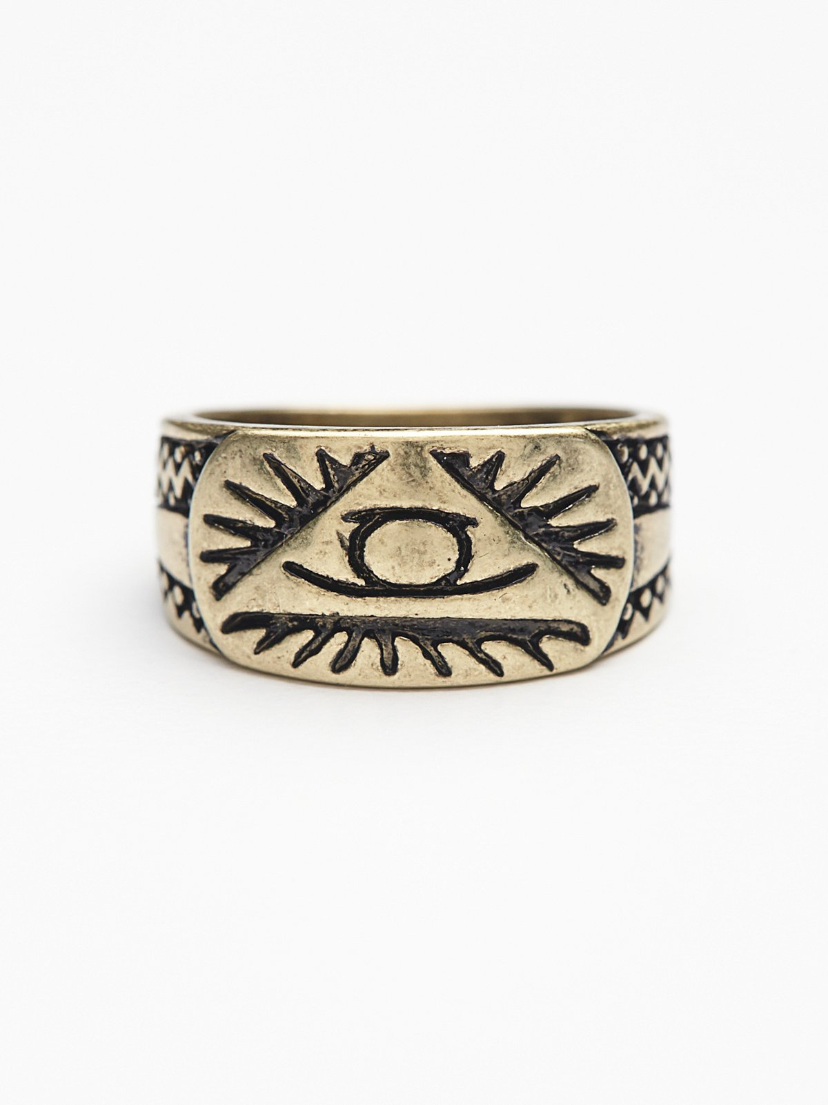 经典Signet戒指