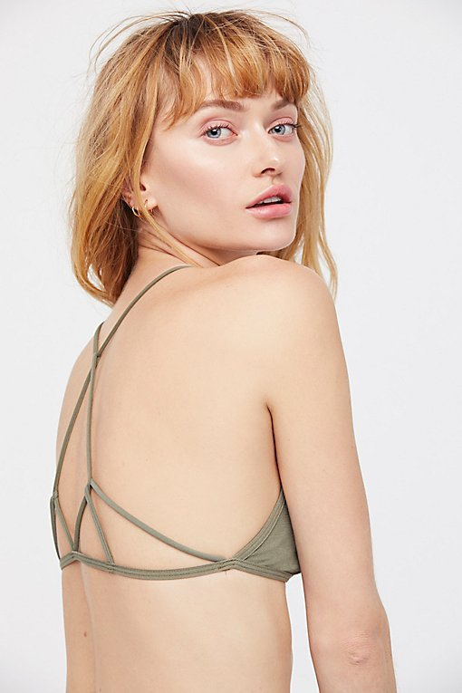 Product Image: Prism Strappy Bra