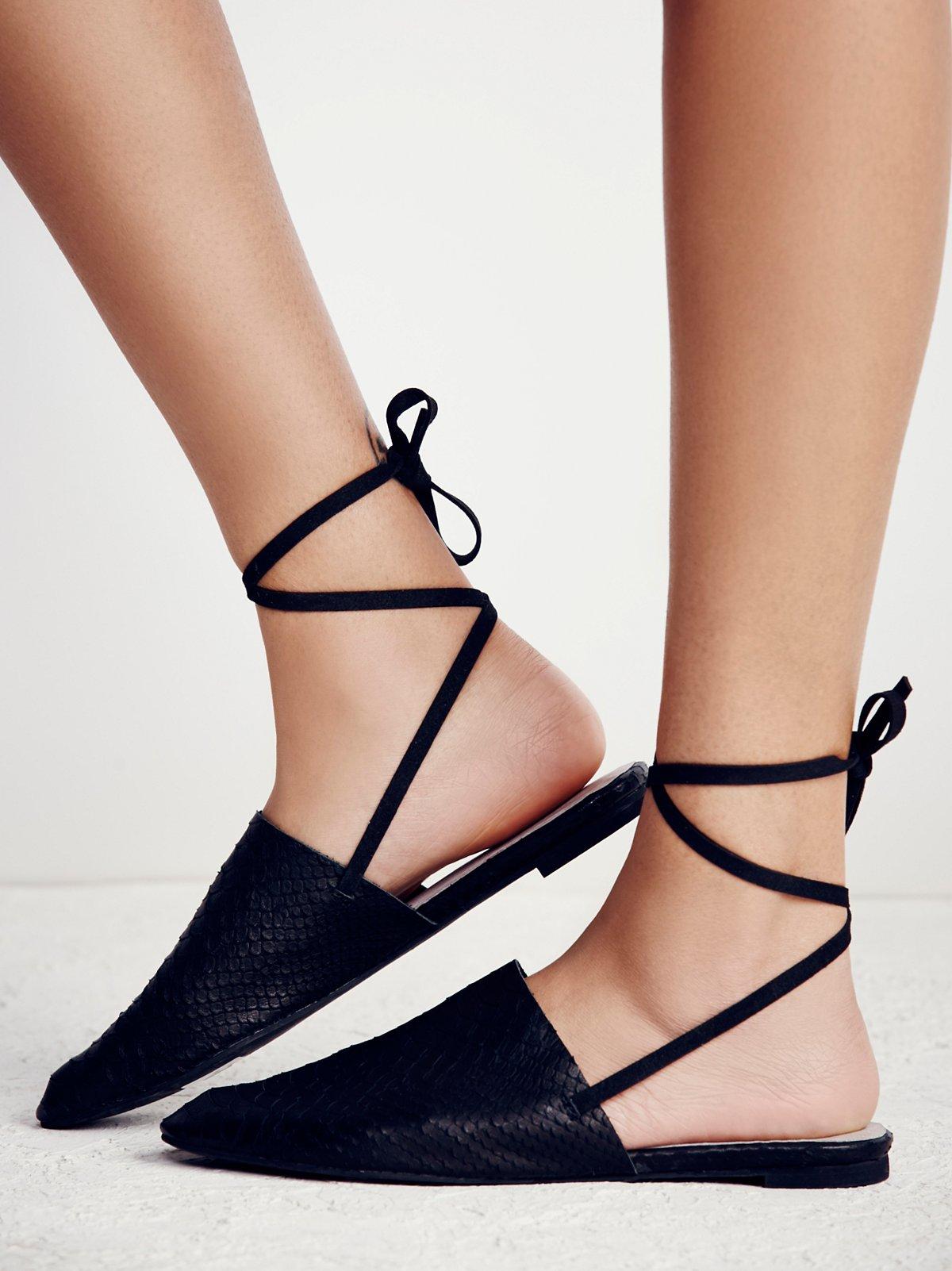 Freefall平底鞋