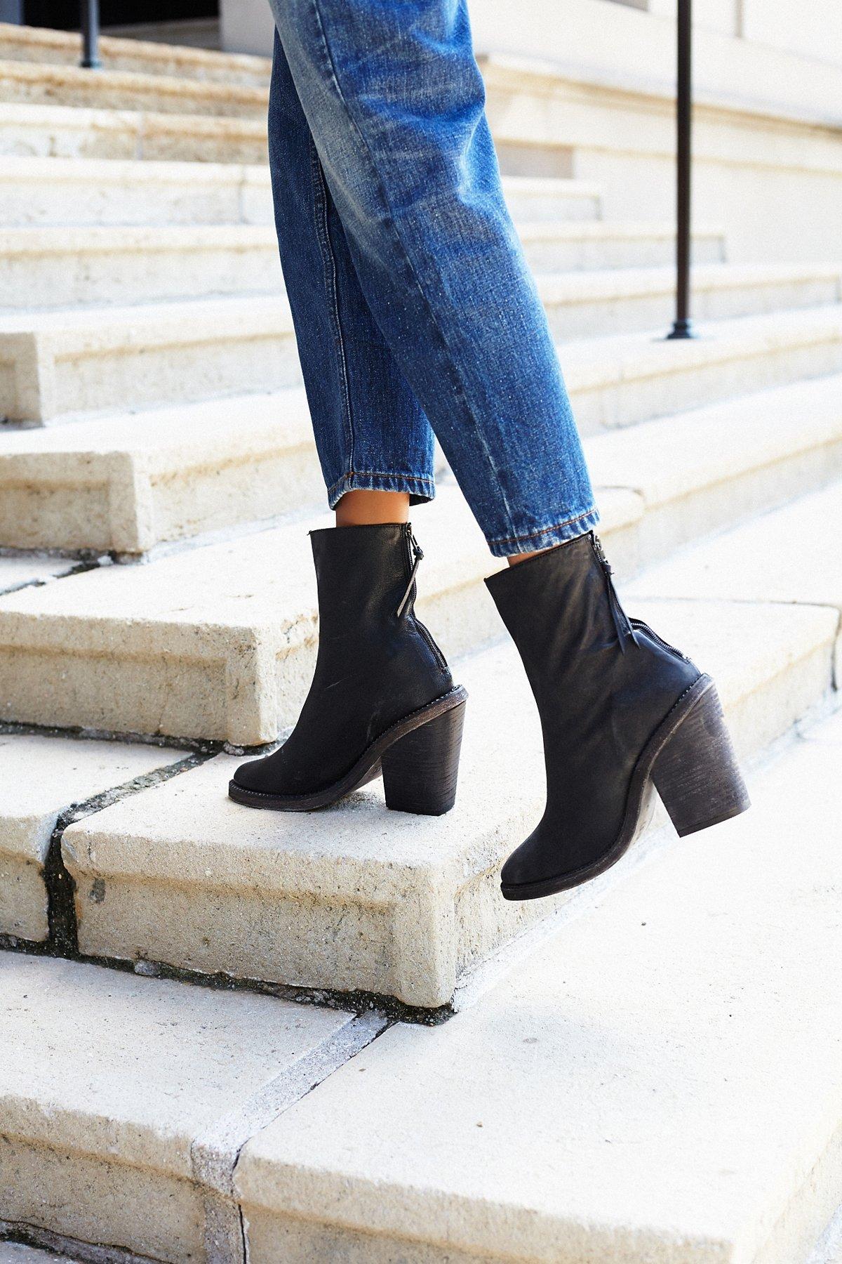 Marquis高跟靴