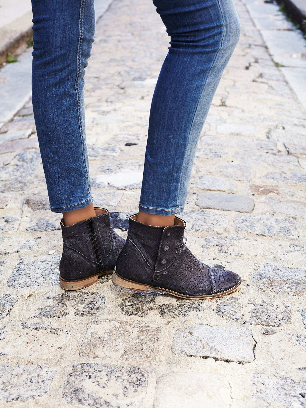 Shadow Lark Ankle Boot