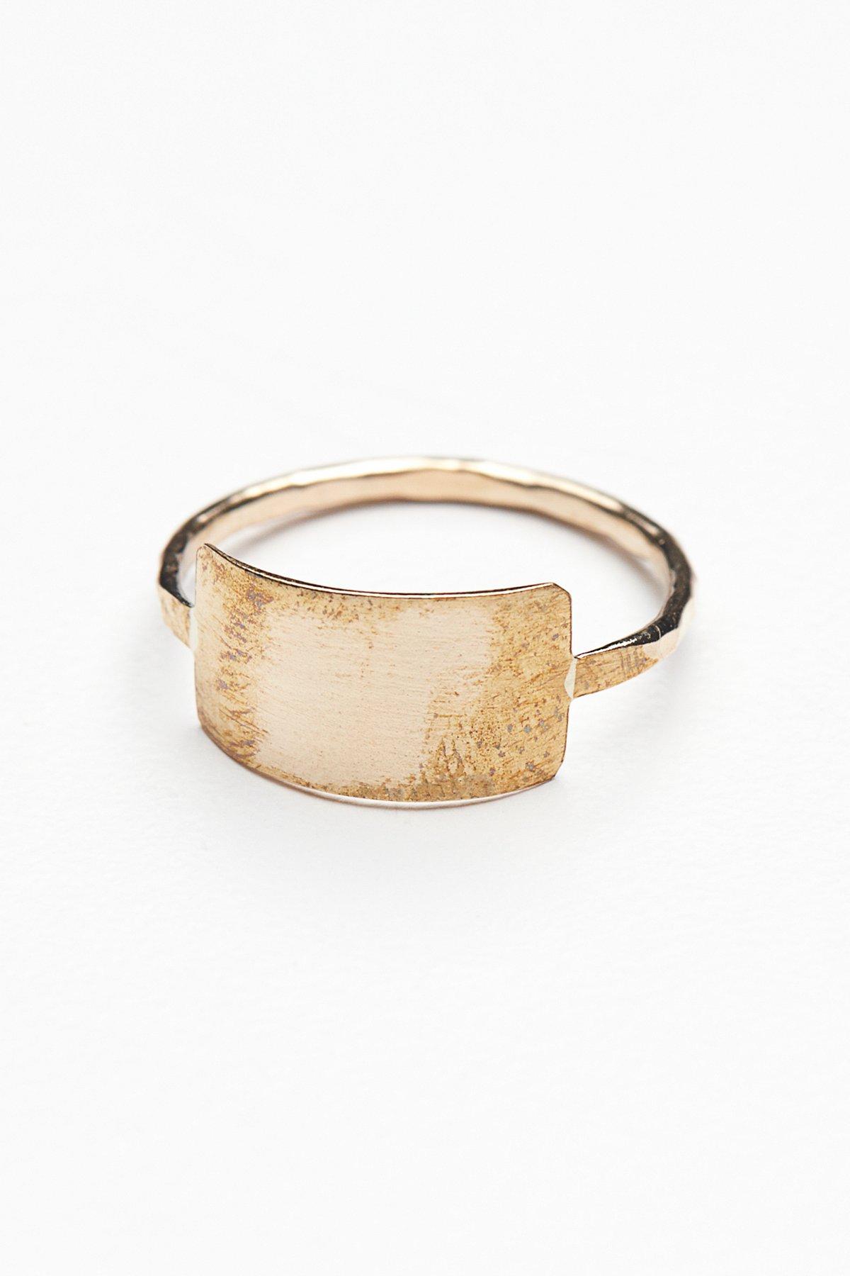 Mini ID Ring