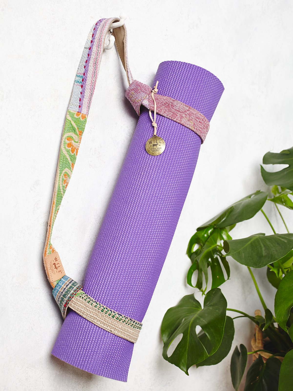 Kantha瑜伽垫捆绑带