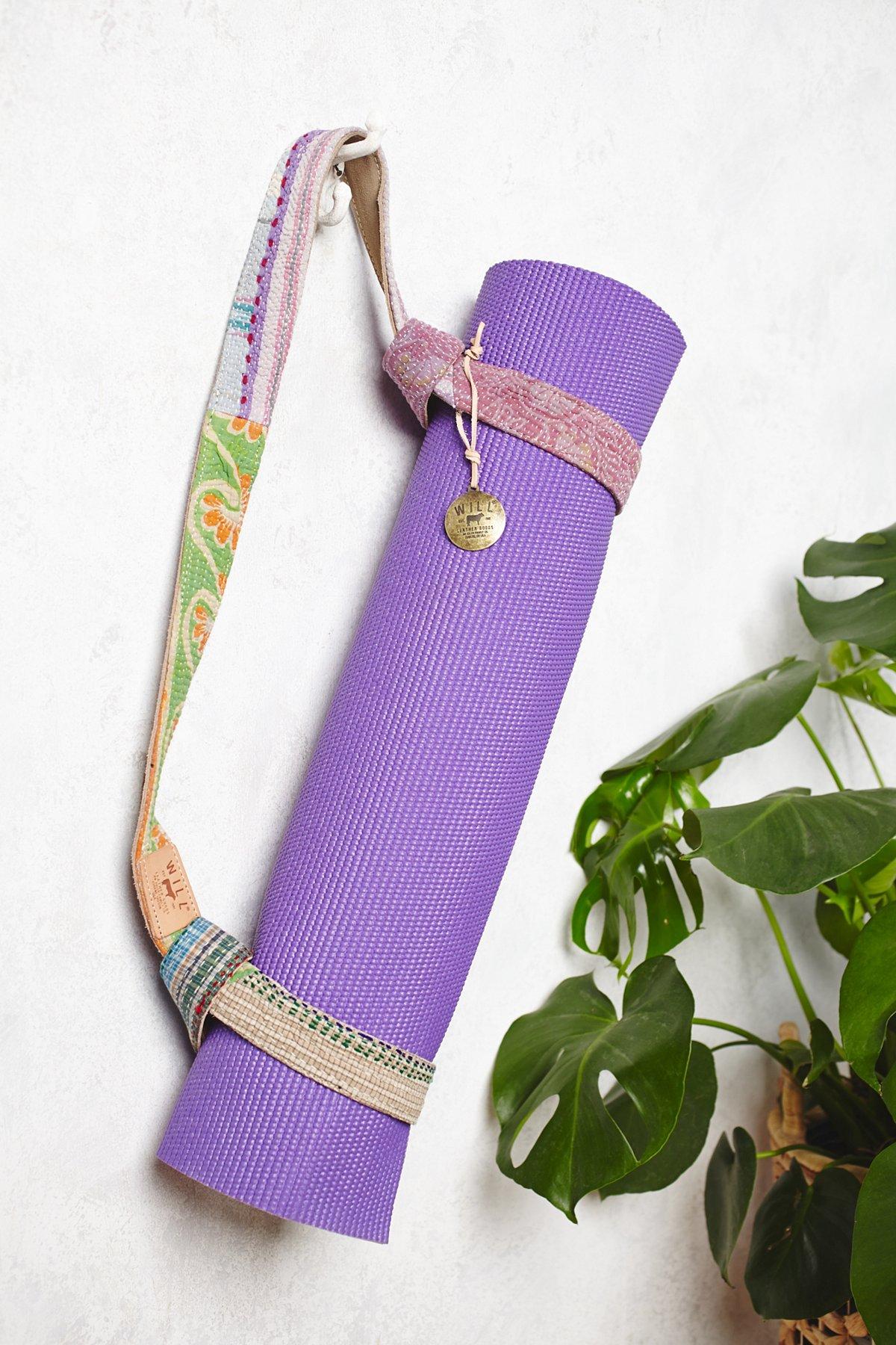 Kantha Yoga Mat Strap