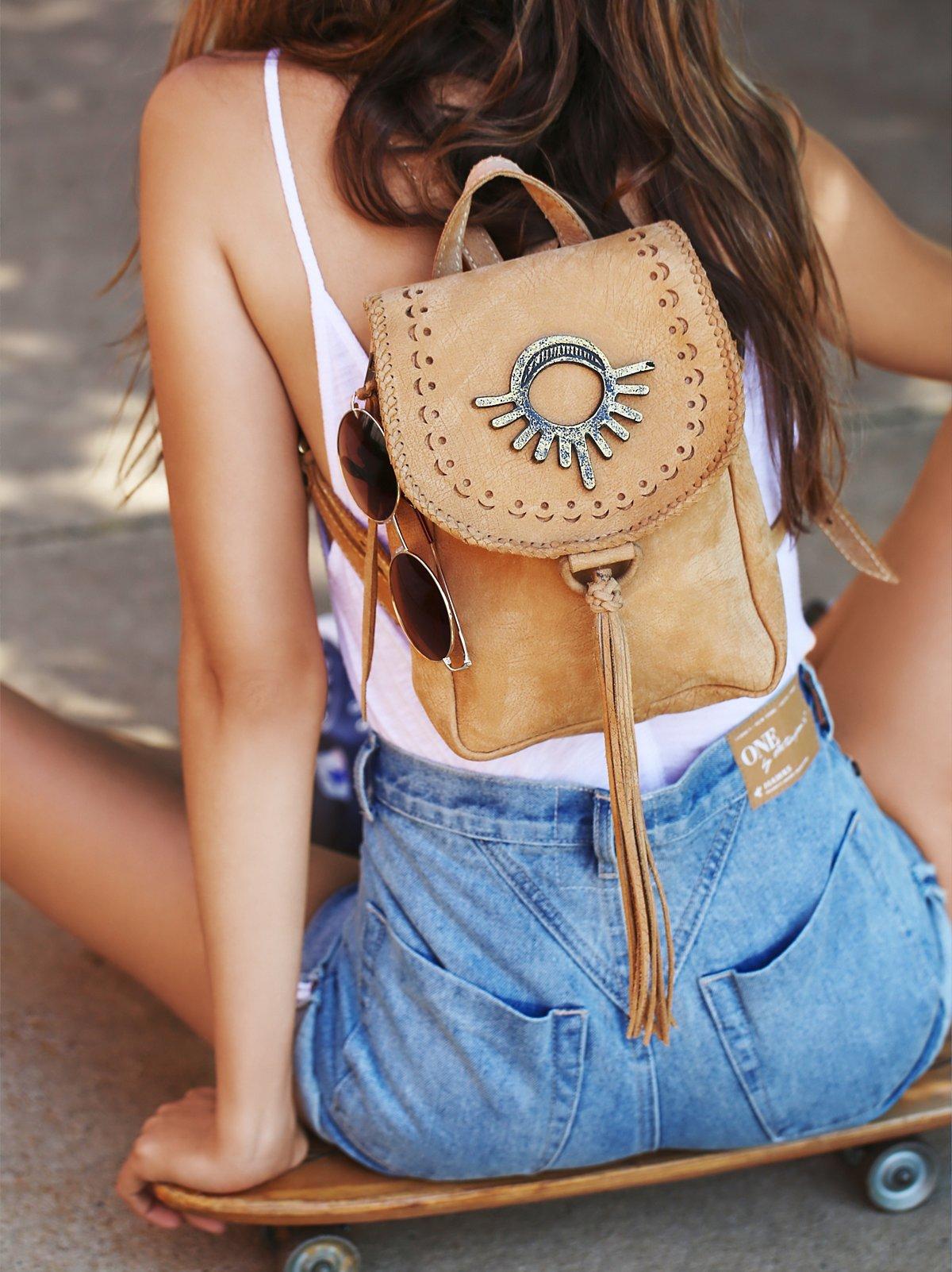 La Reina Mini Backpack