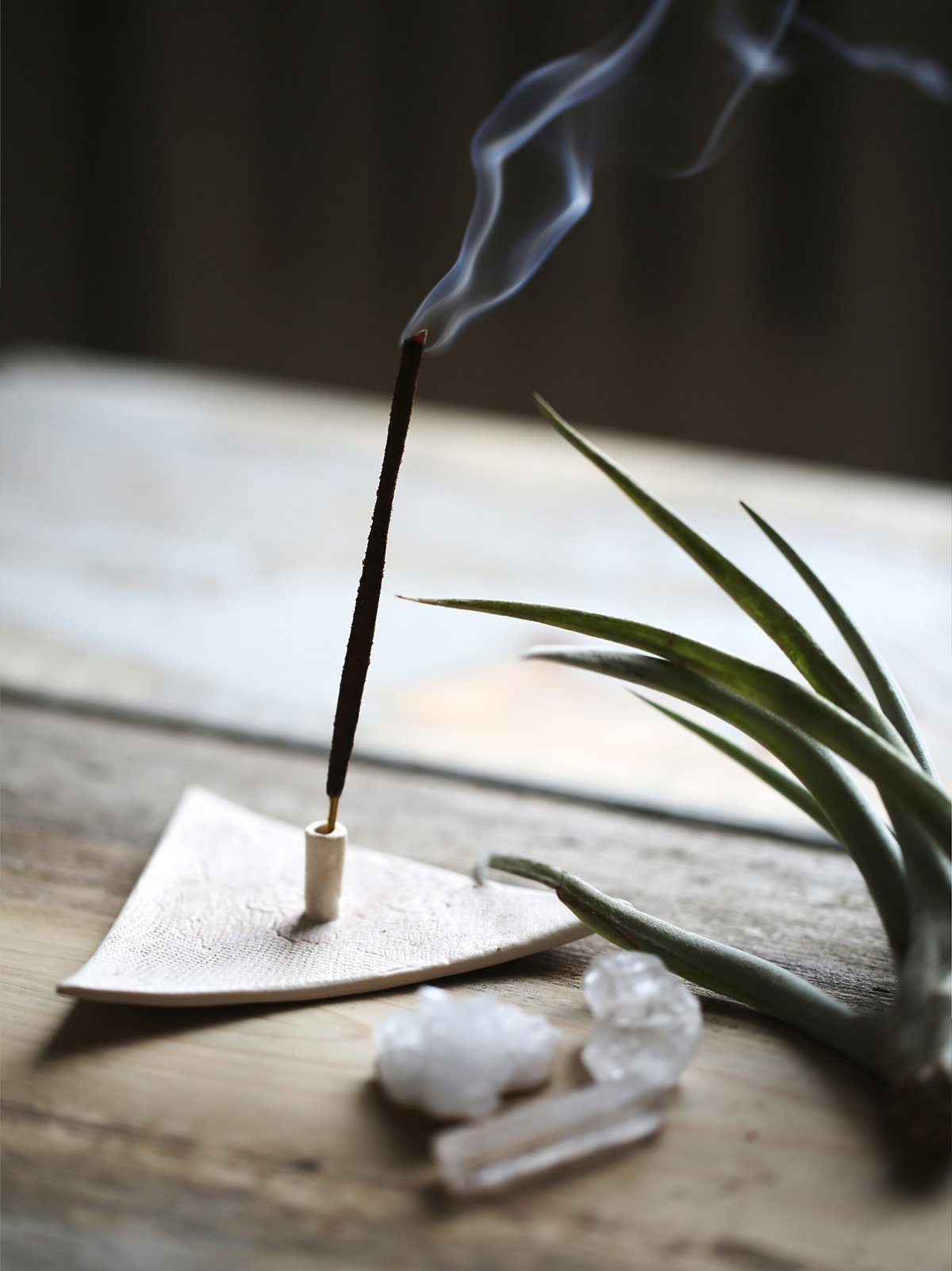 Stephanie Tran Triangle Incense Burner