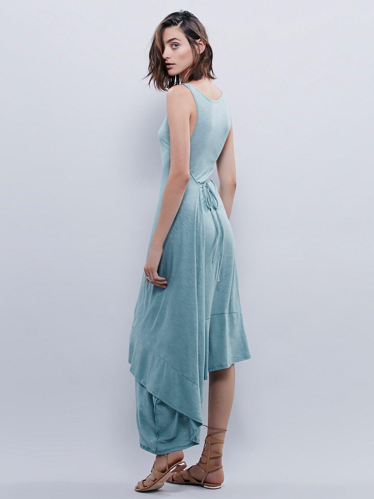 Rio Wrap Dress