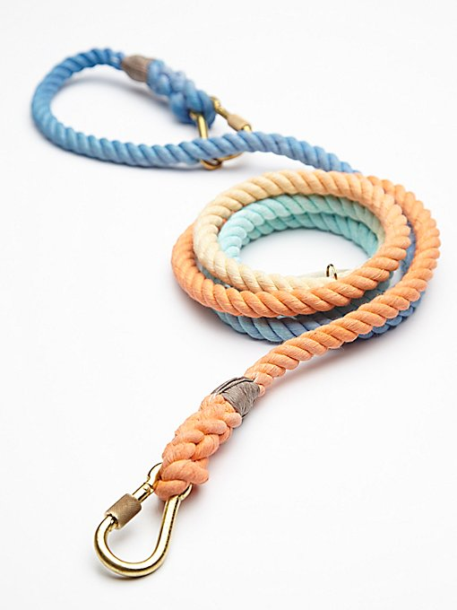 Product Image: Tie Dye Rope Leash