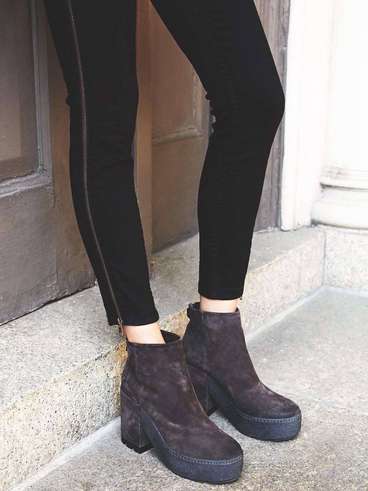 Lennox Platform Ankle Boot