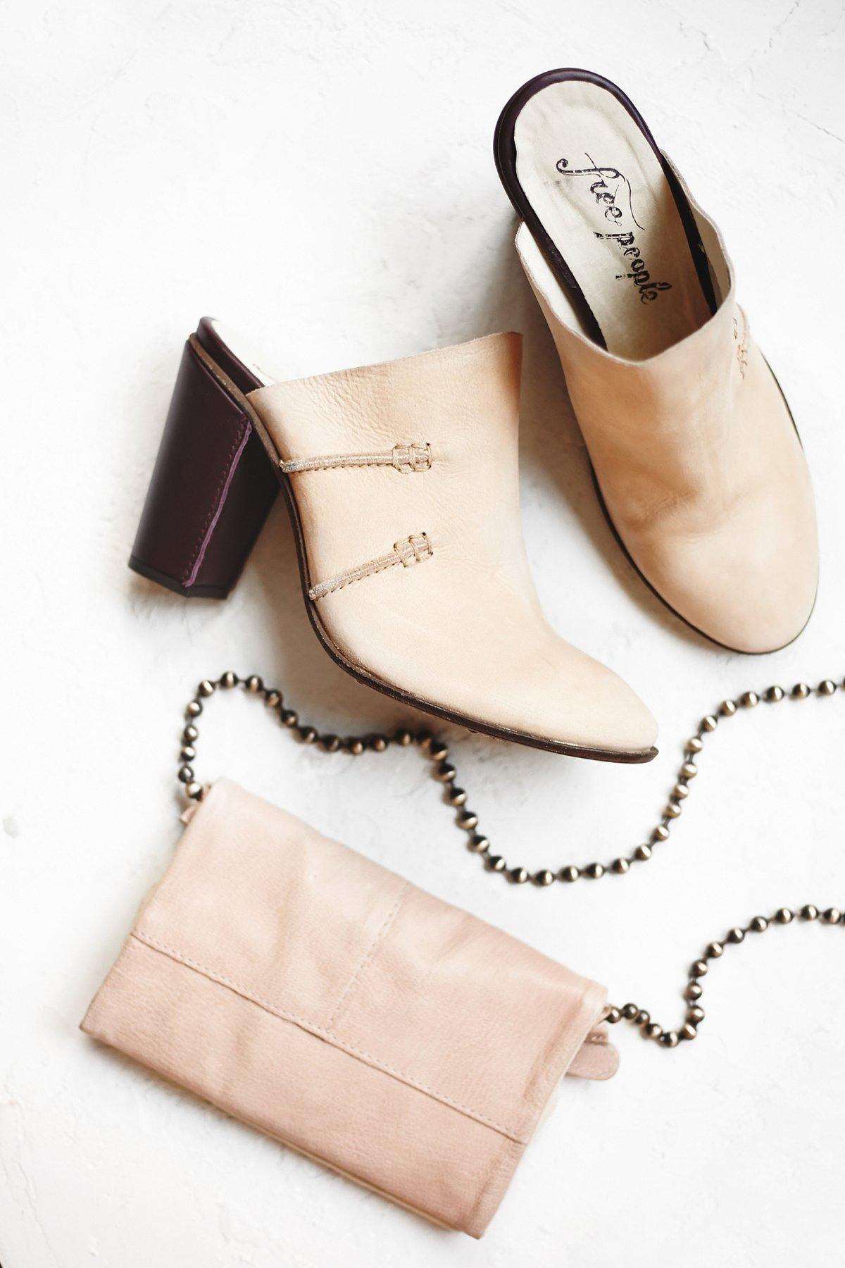 Stateside穆勒鞋