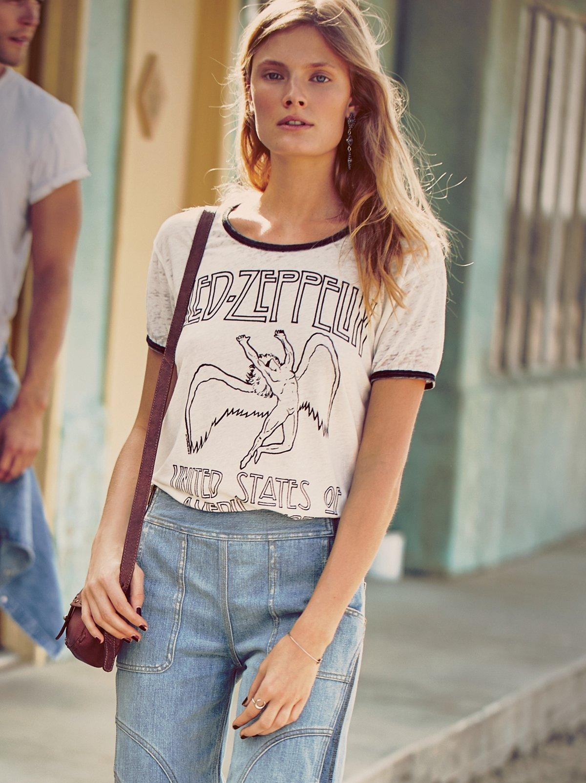 Led Zeppelin T恤