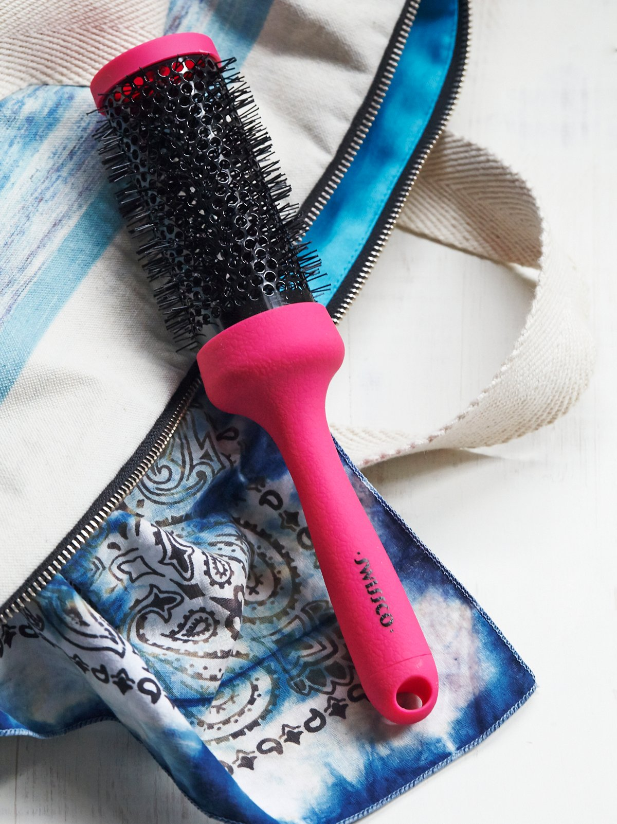 Soft Touch Round Brush
