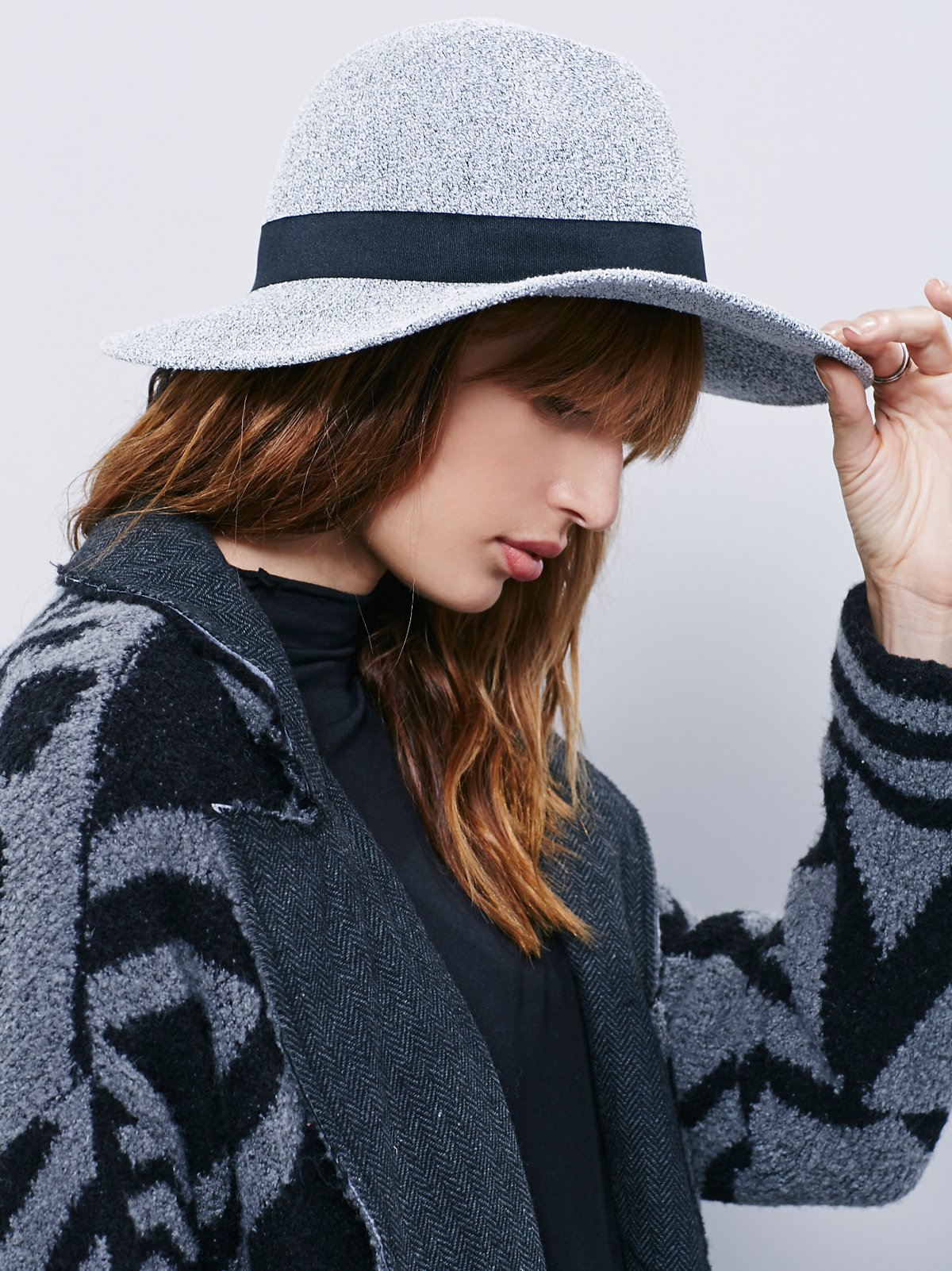 Skye Boucle Hat