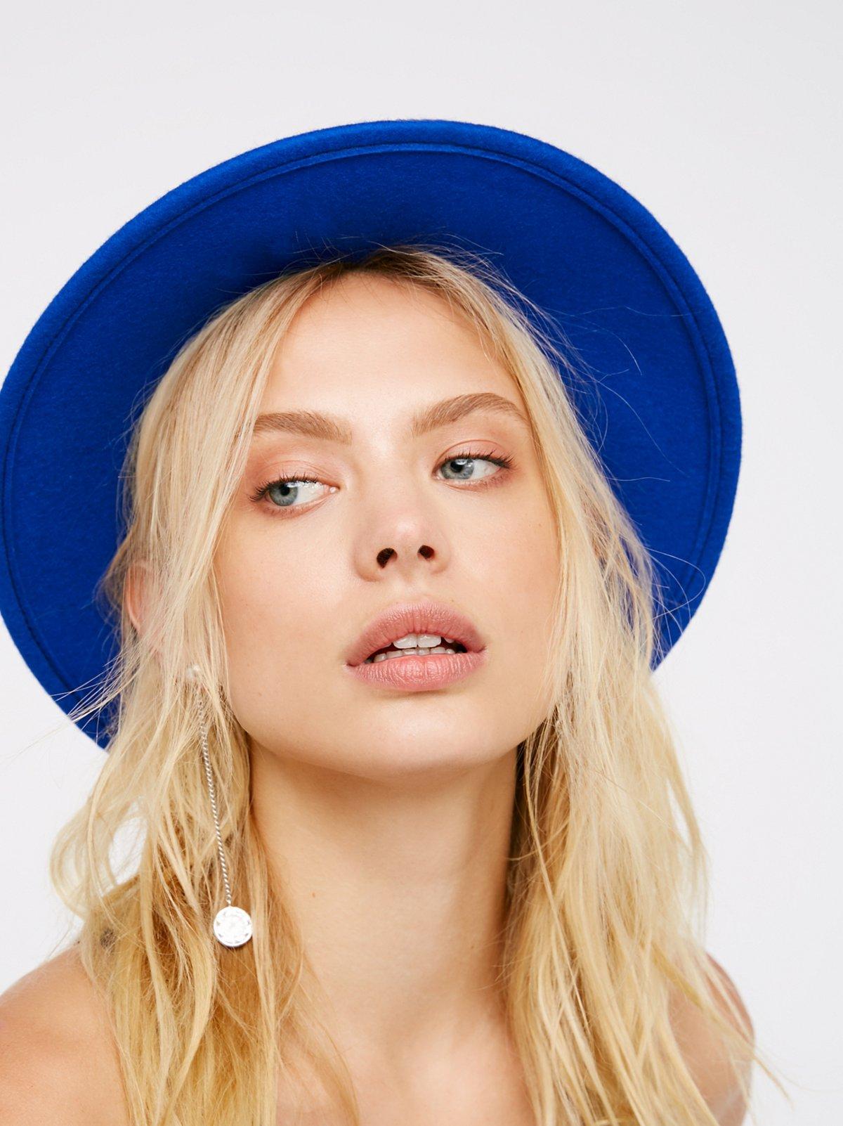 Clean Slate Felt Hat