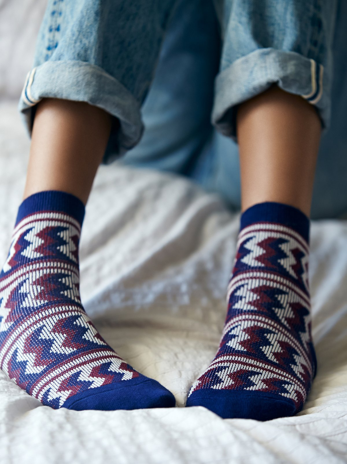 Joan及踝短袜