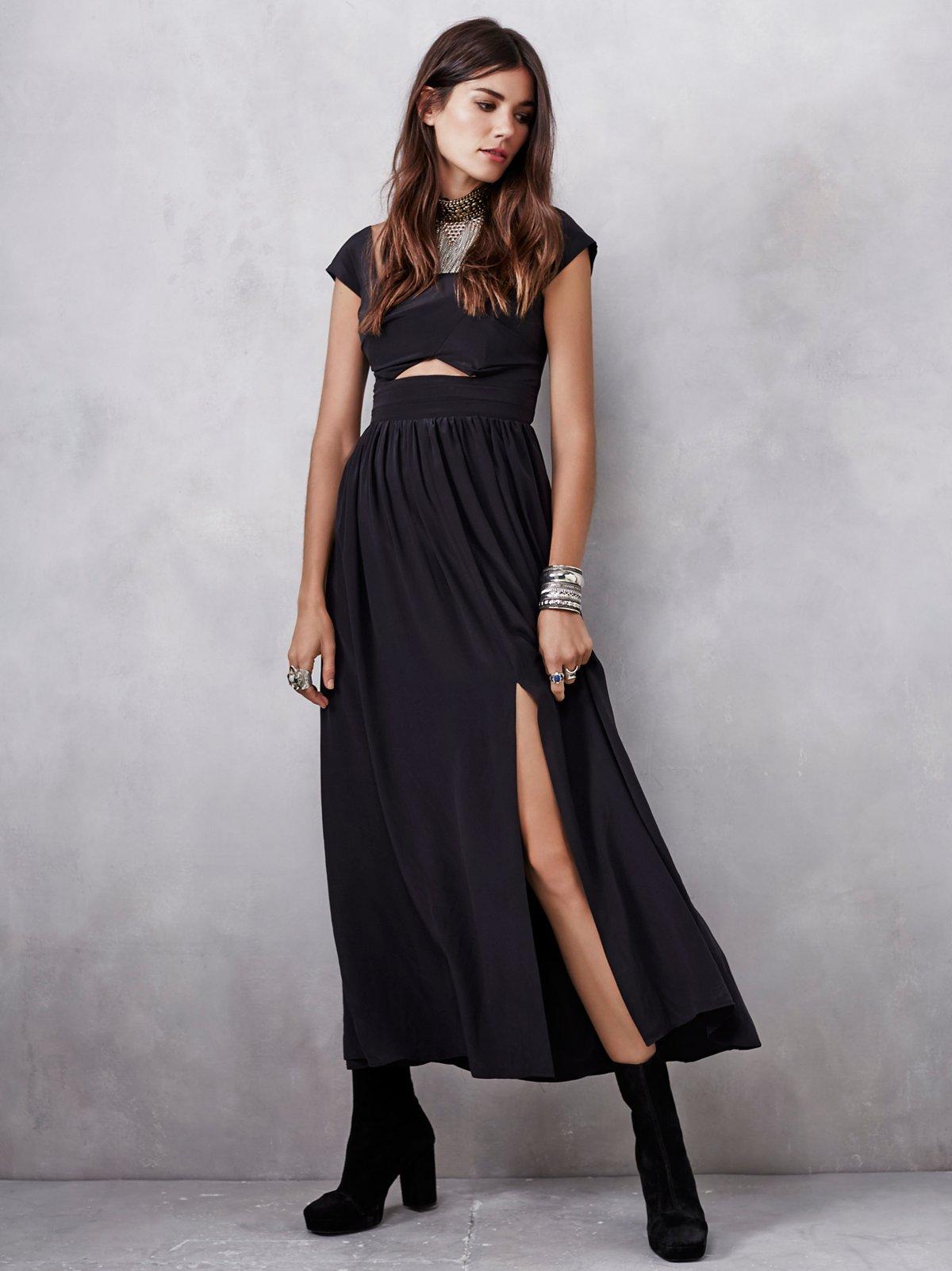 Confession Maxi Dress