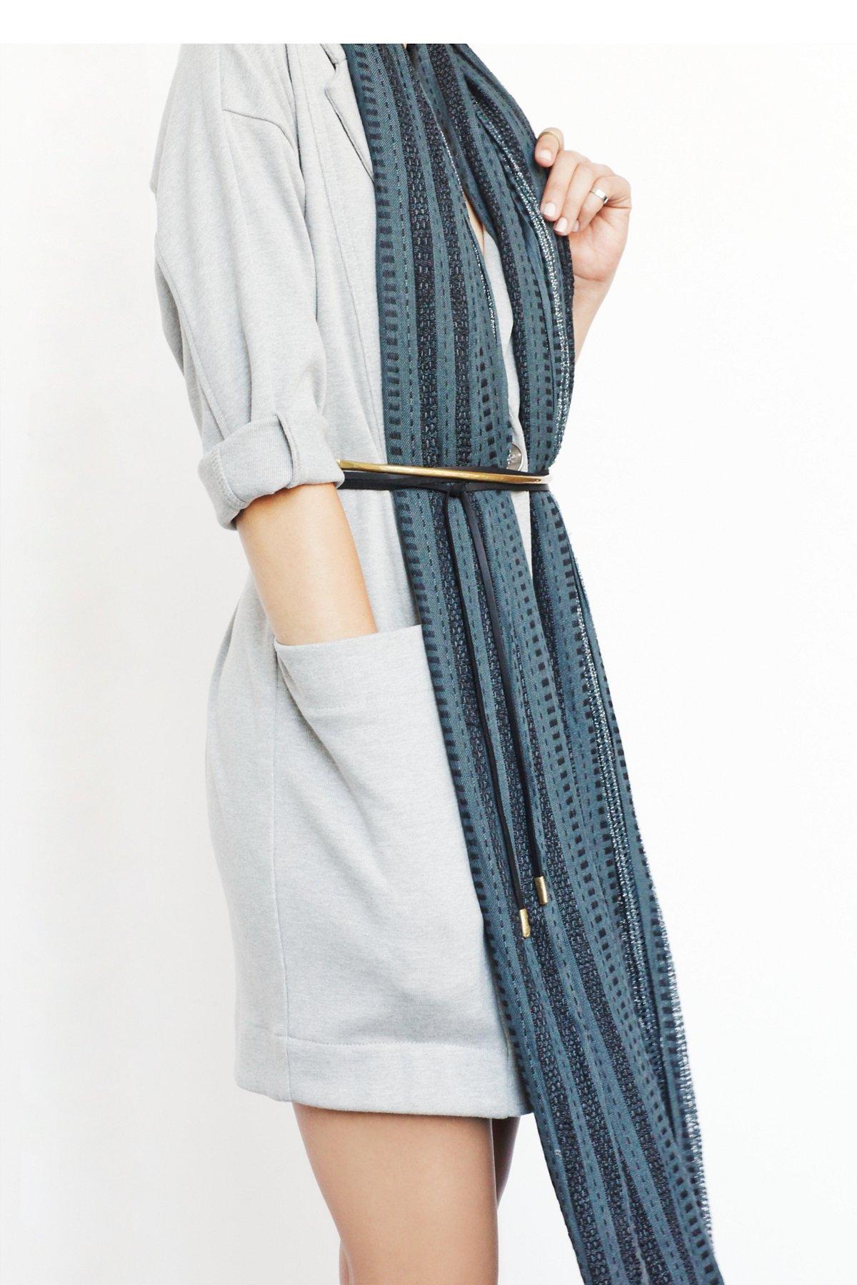 Flawed围裹式皮带