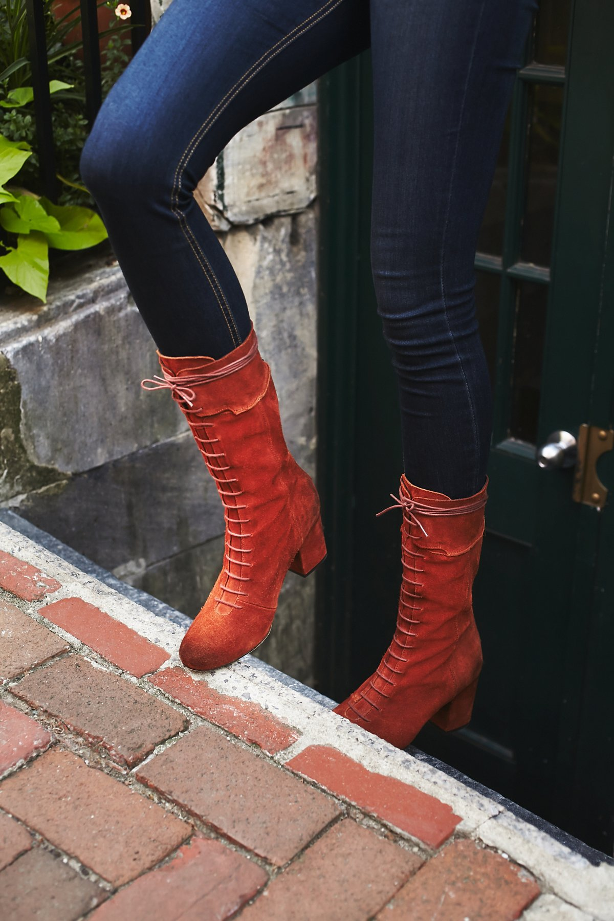 Cantrell Lace-Up Boot