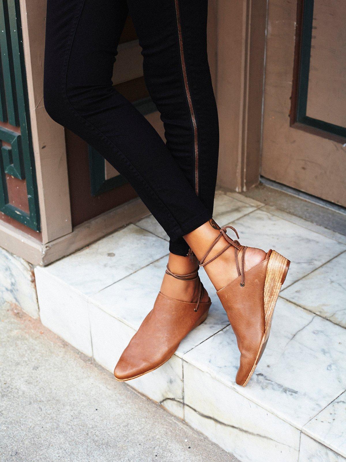 Fleetwood穆勒鞋