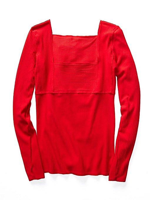 Product Image: Lala层搭上衣