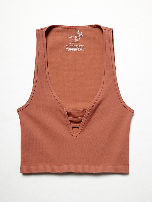 Product Image: 细带文胸式吊带衫