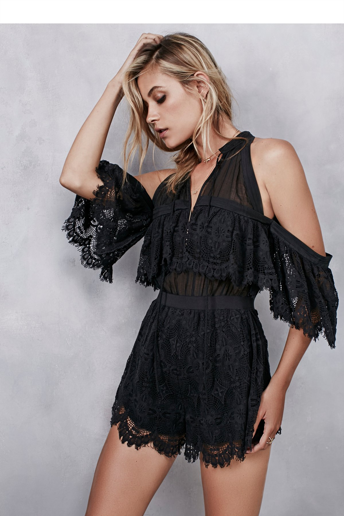 Better Be Good To Me Playsuit