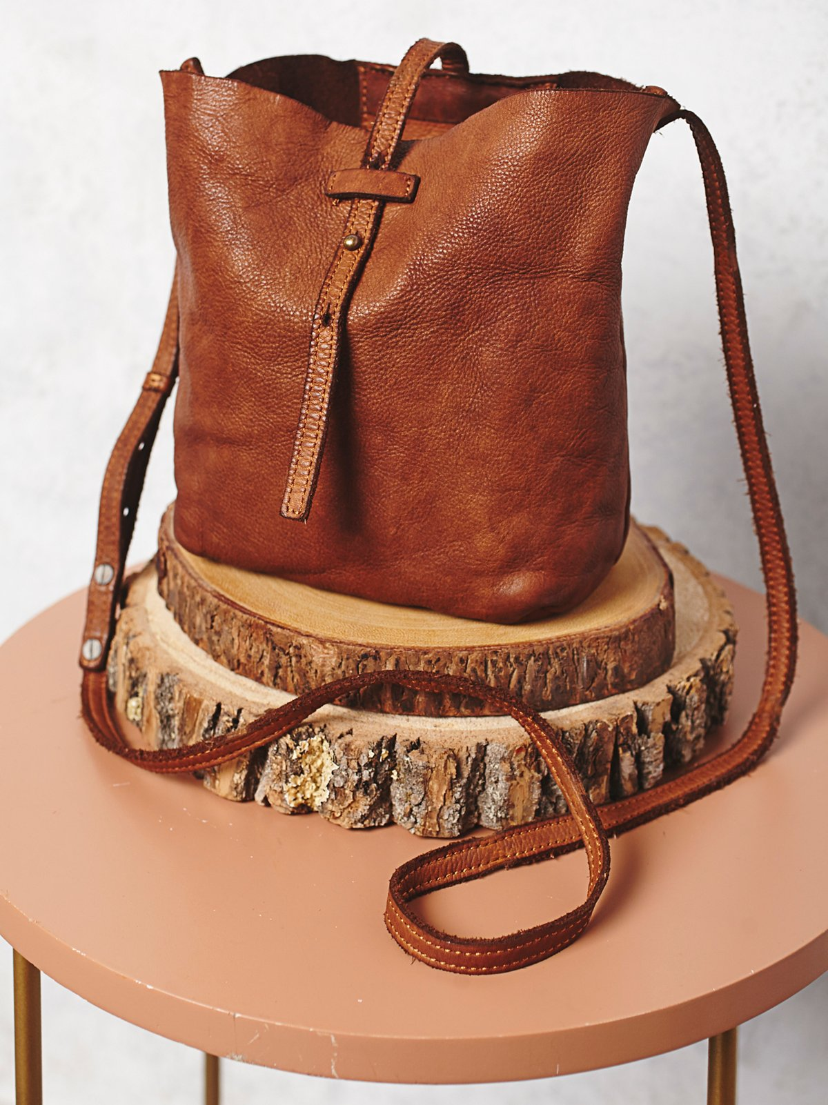 Burke Mini Bucket Bag