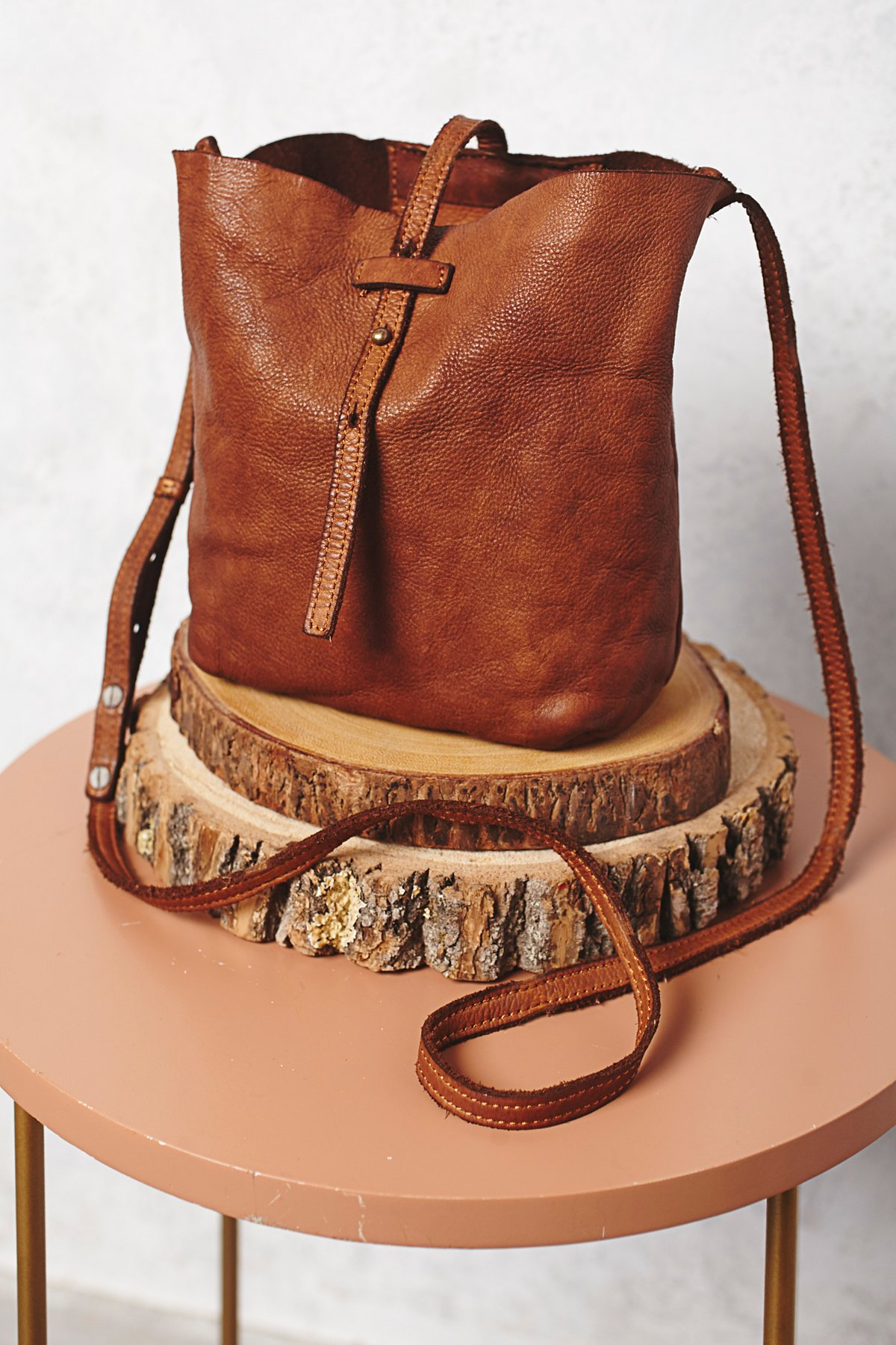 Burke Mini Bucket Bag