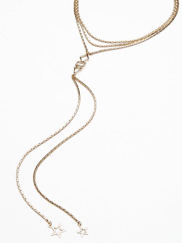Delicate Chain Choker Bolo