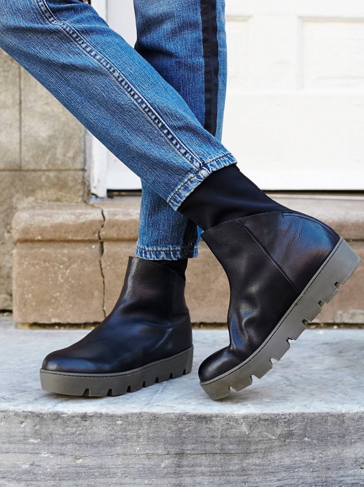 Mind Games Ankle Boot