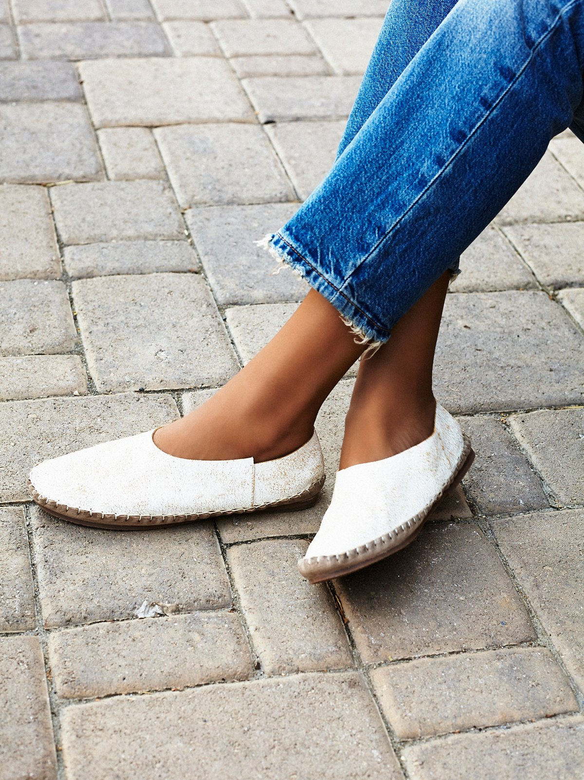 On The Move Slip-On Flat
