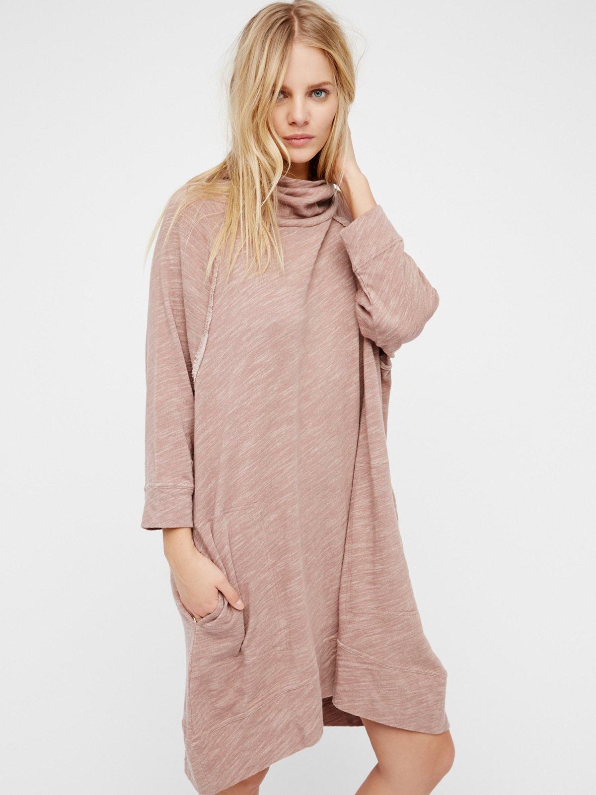 Terri Cocoon Pullover