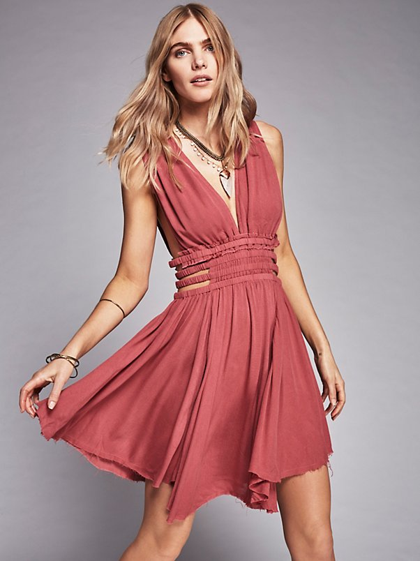 Feel The Flava Fit And Flare At Free People Clothing Boutique