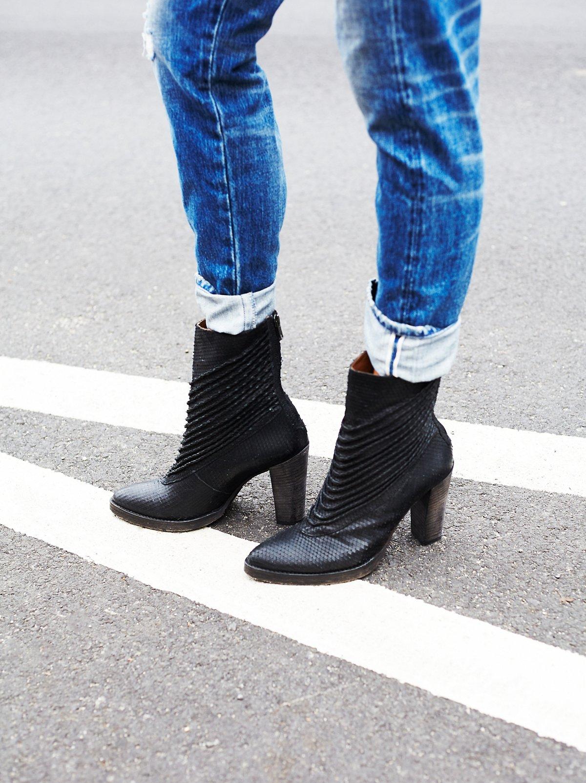 Barleda高跟靴