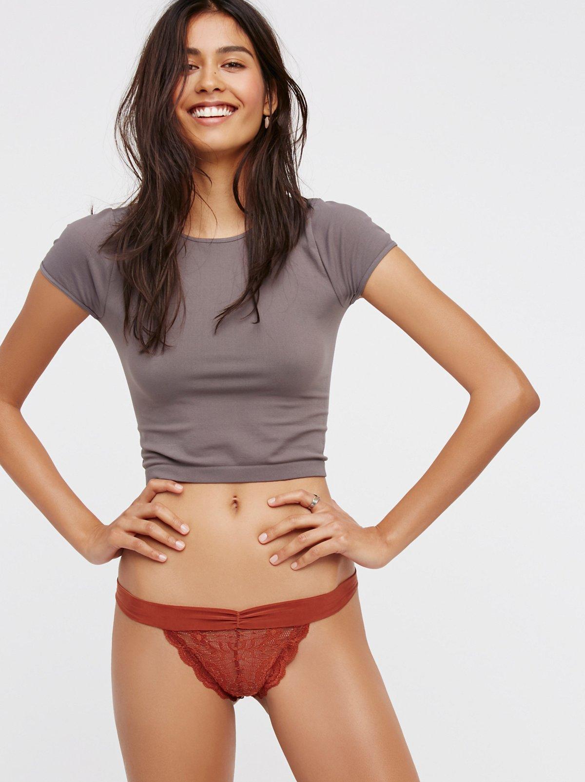 Essential Lace Bikini