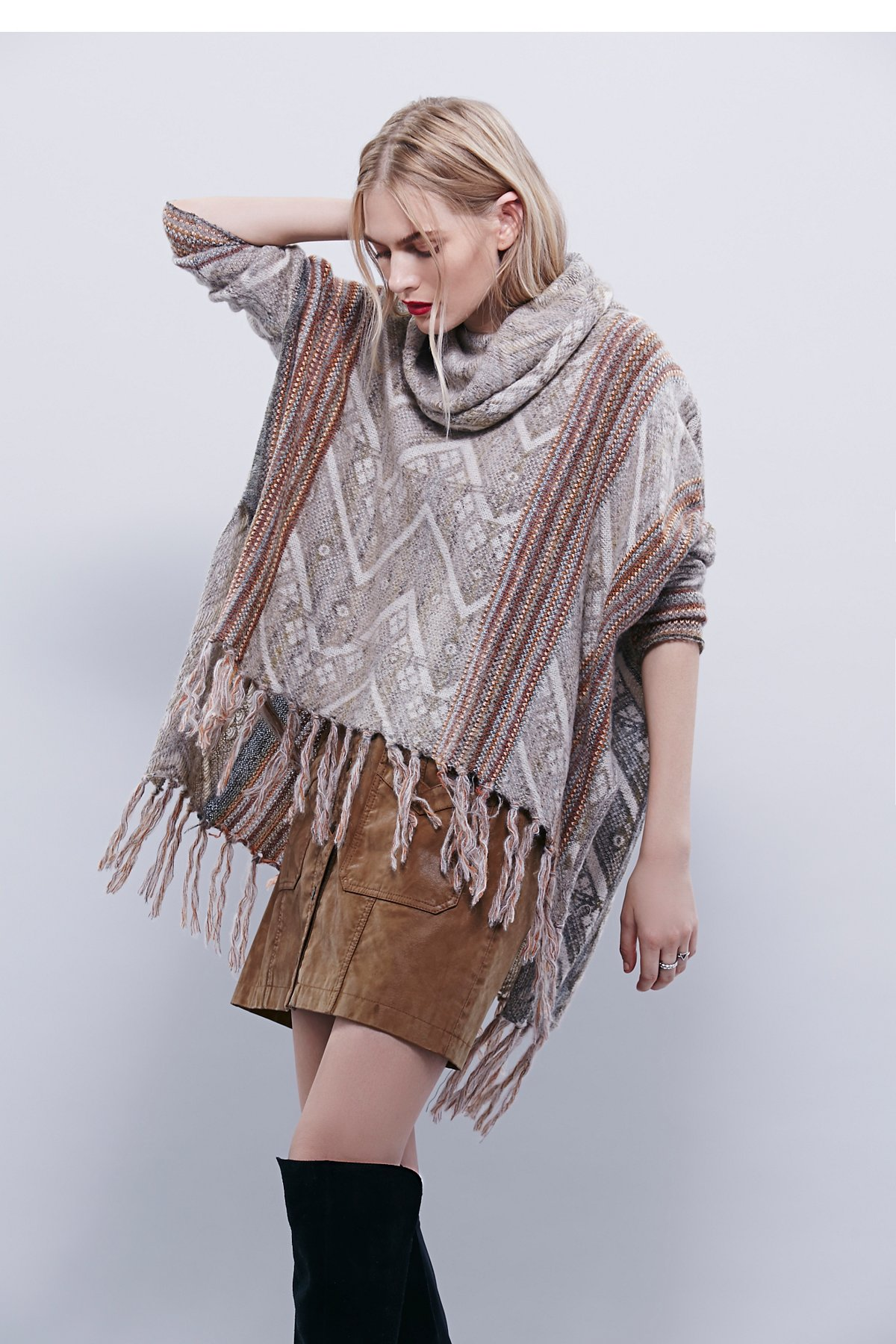 Be The One Poncho