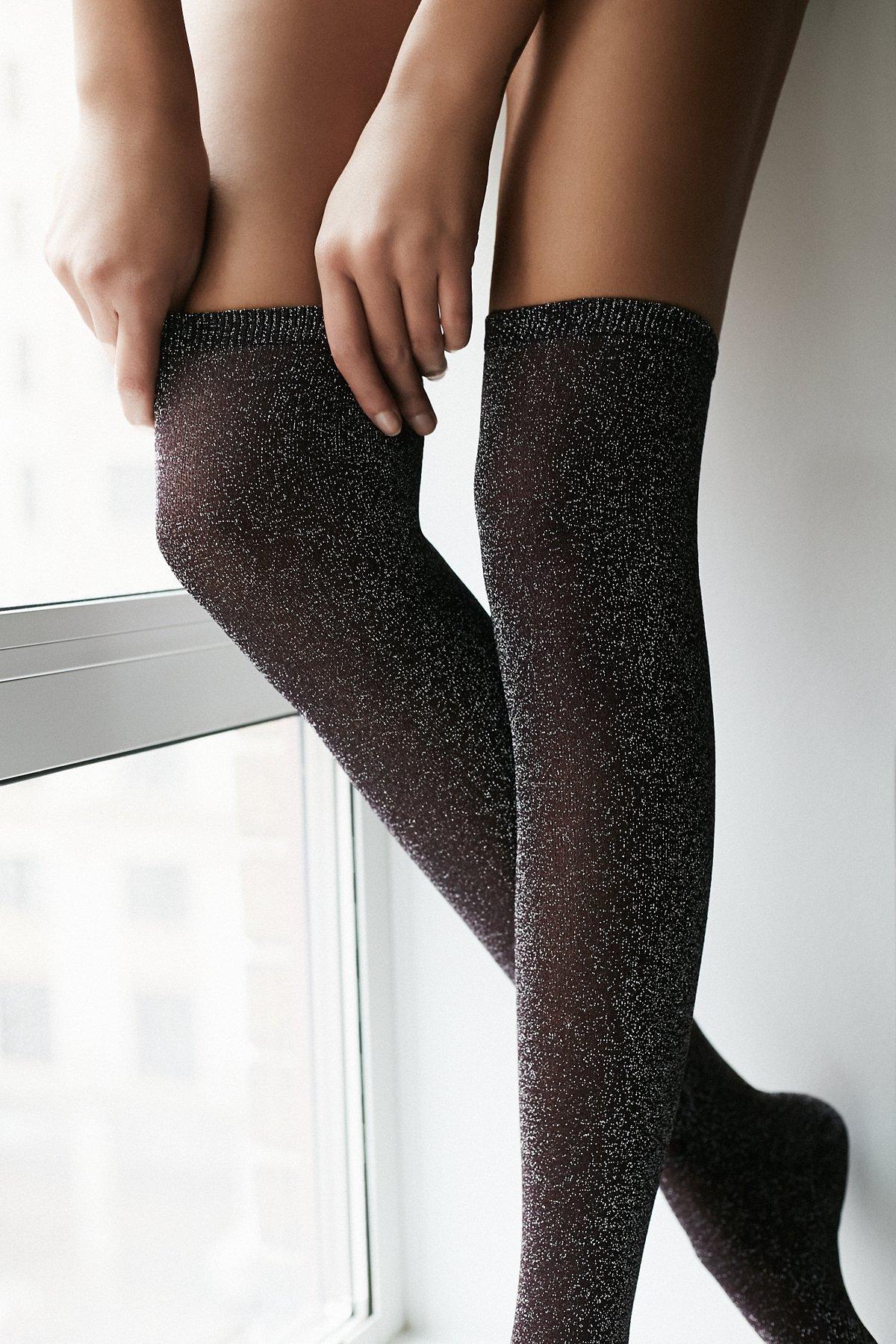 Tunnel Vision Knee Sock