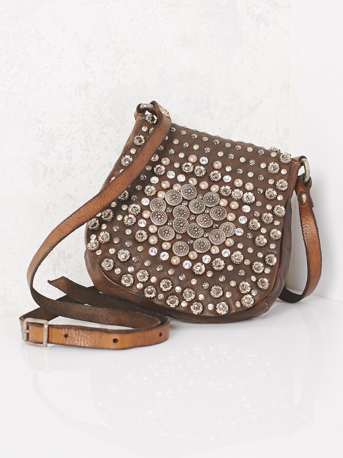 Livingston Mini Crossbody