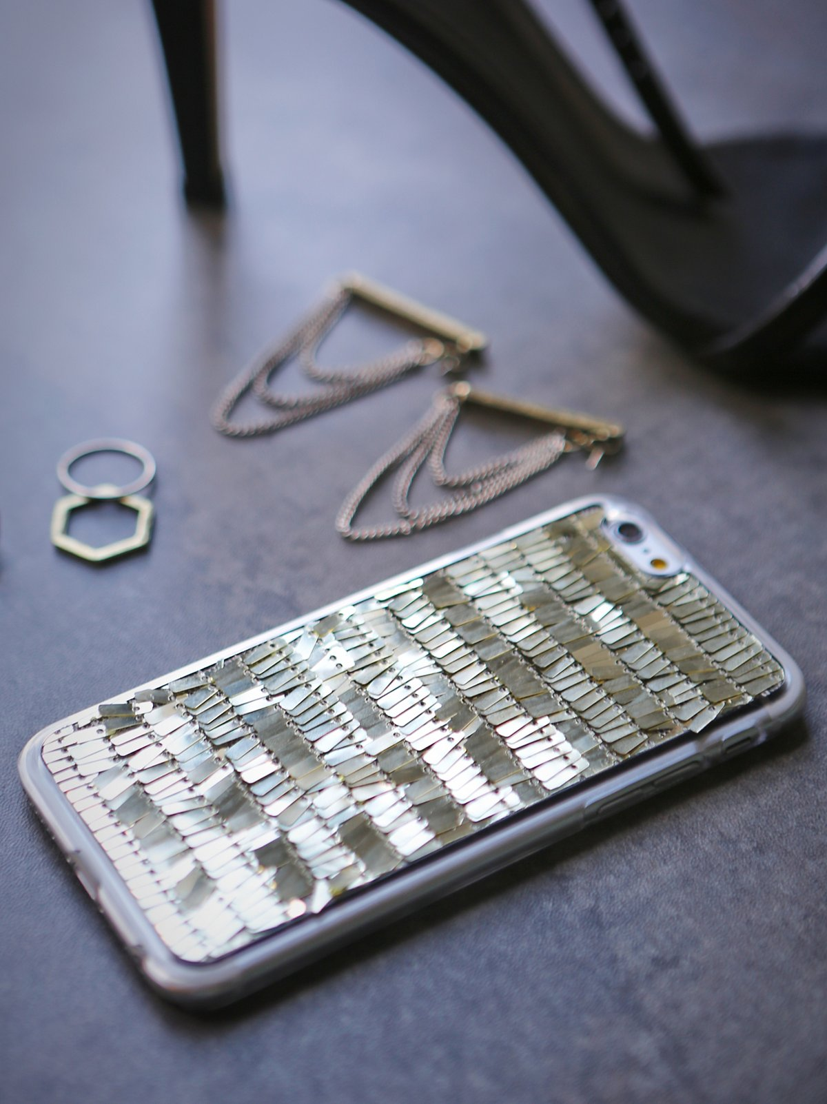 Glitterati iPhone Case