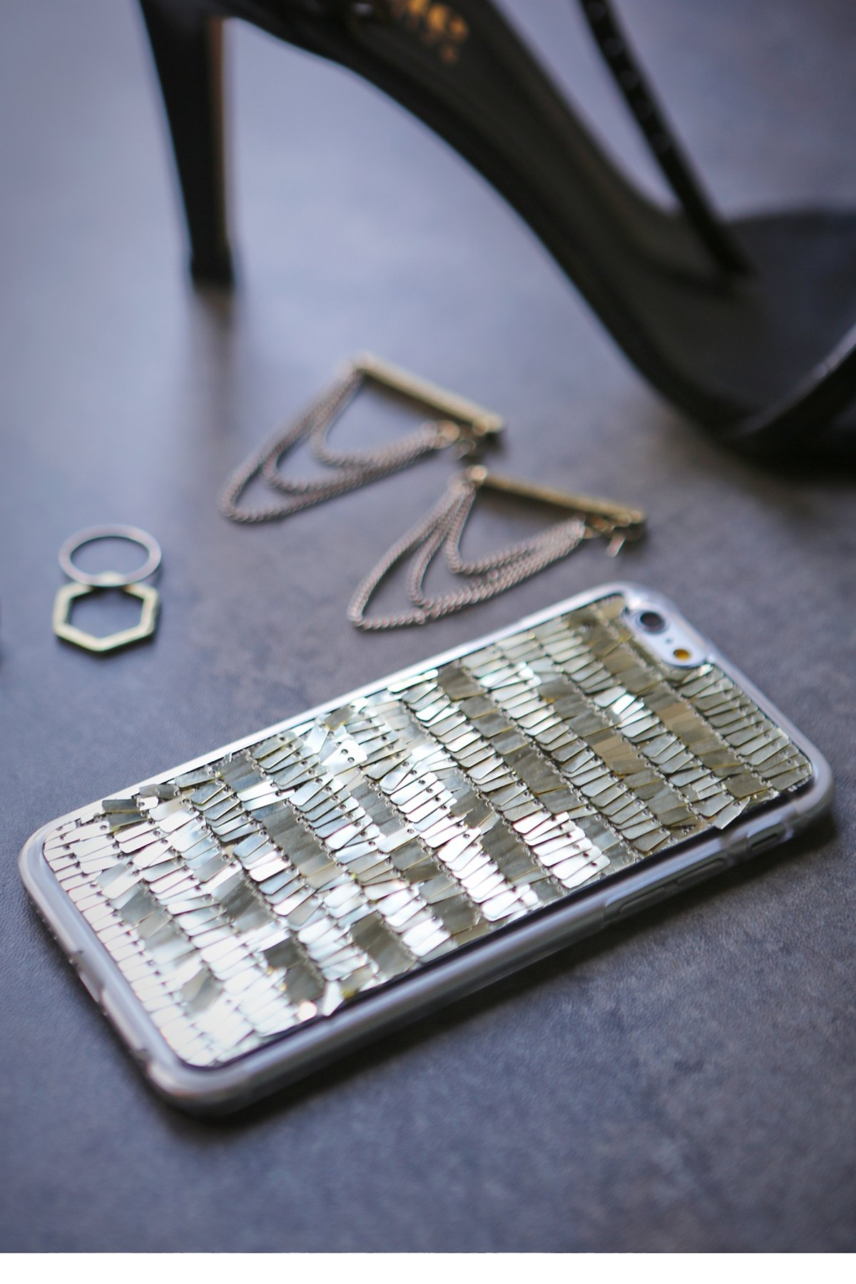 Glitterati iPhone Case