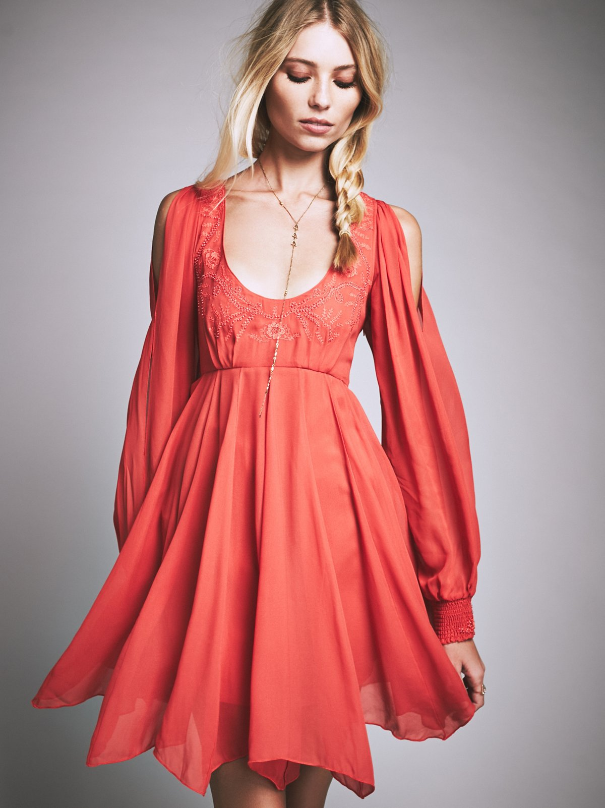 Tatiana Swing Dress